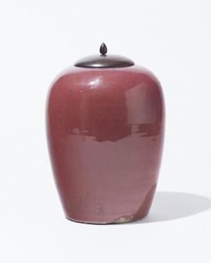 Pot à gingembre, Chine, époque Daoguang (1821-1850),