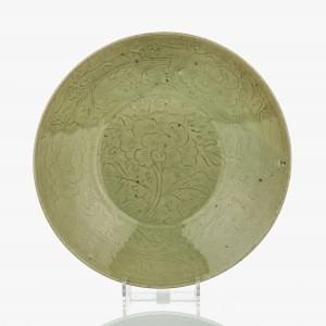 Grand plat, Chine, dynastie Ming (1368-1644)